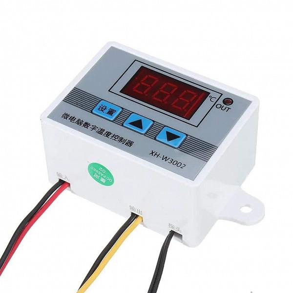 Controlador de Temperatura Termostato Digital XHW3002 (110V / 220V - 10A)